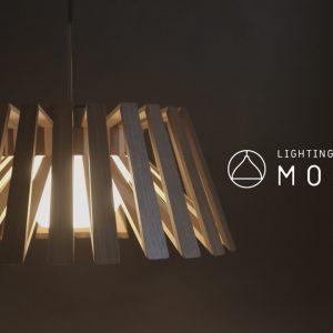 MOARE | 木製照明ブランド(企業PR映像)